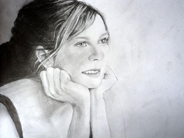 Kirsten Dunst por shreya